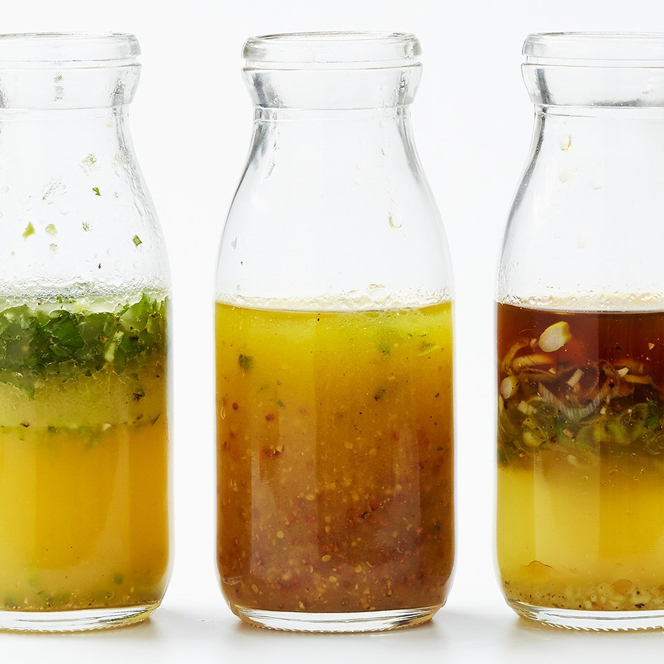 How to Make Perfect Homemade Vinaigrette Every Time