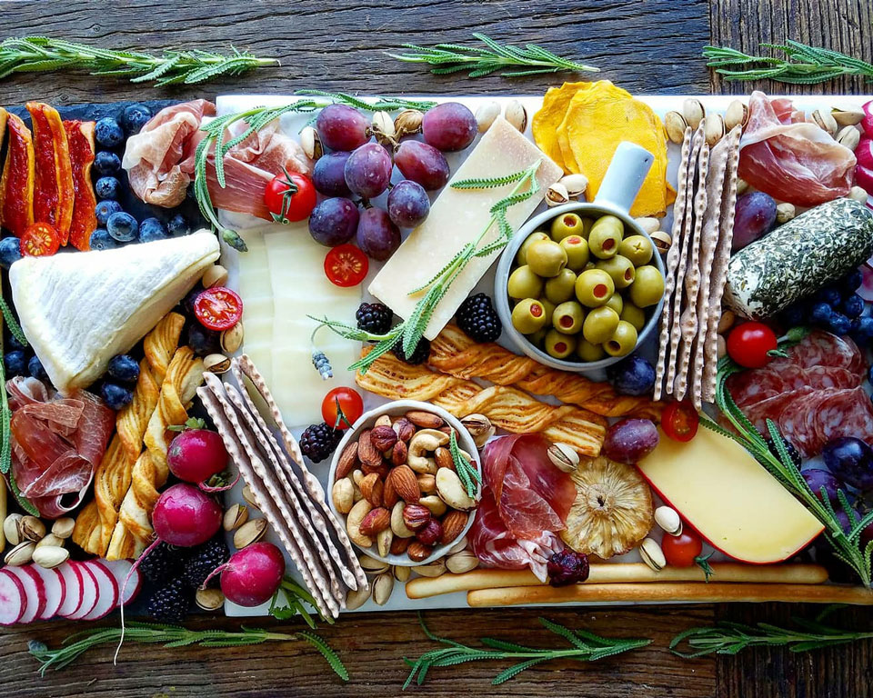 Amazing Party Appetizer Boards for Summer Parties