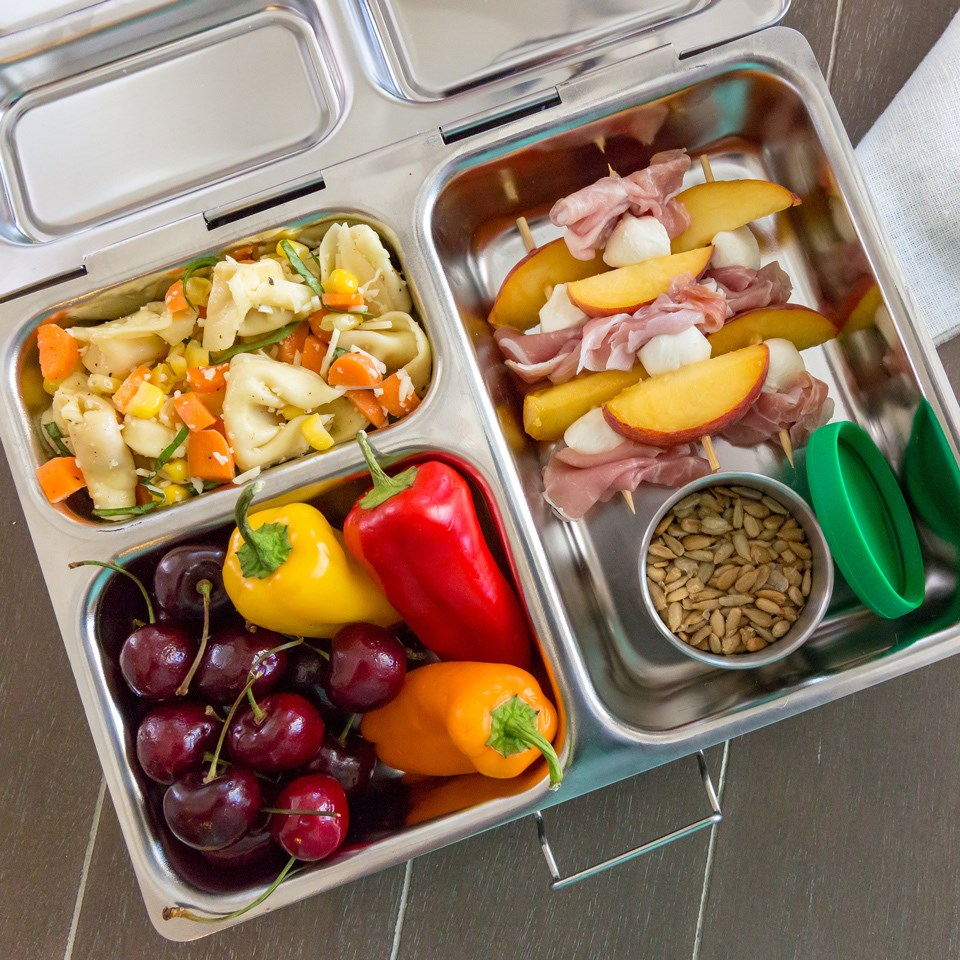 1-Week Meal Plan of Healthy Budget-Friendly Lunches for Work