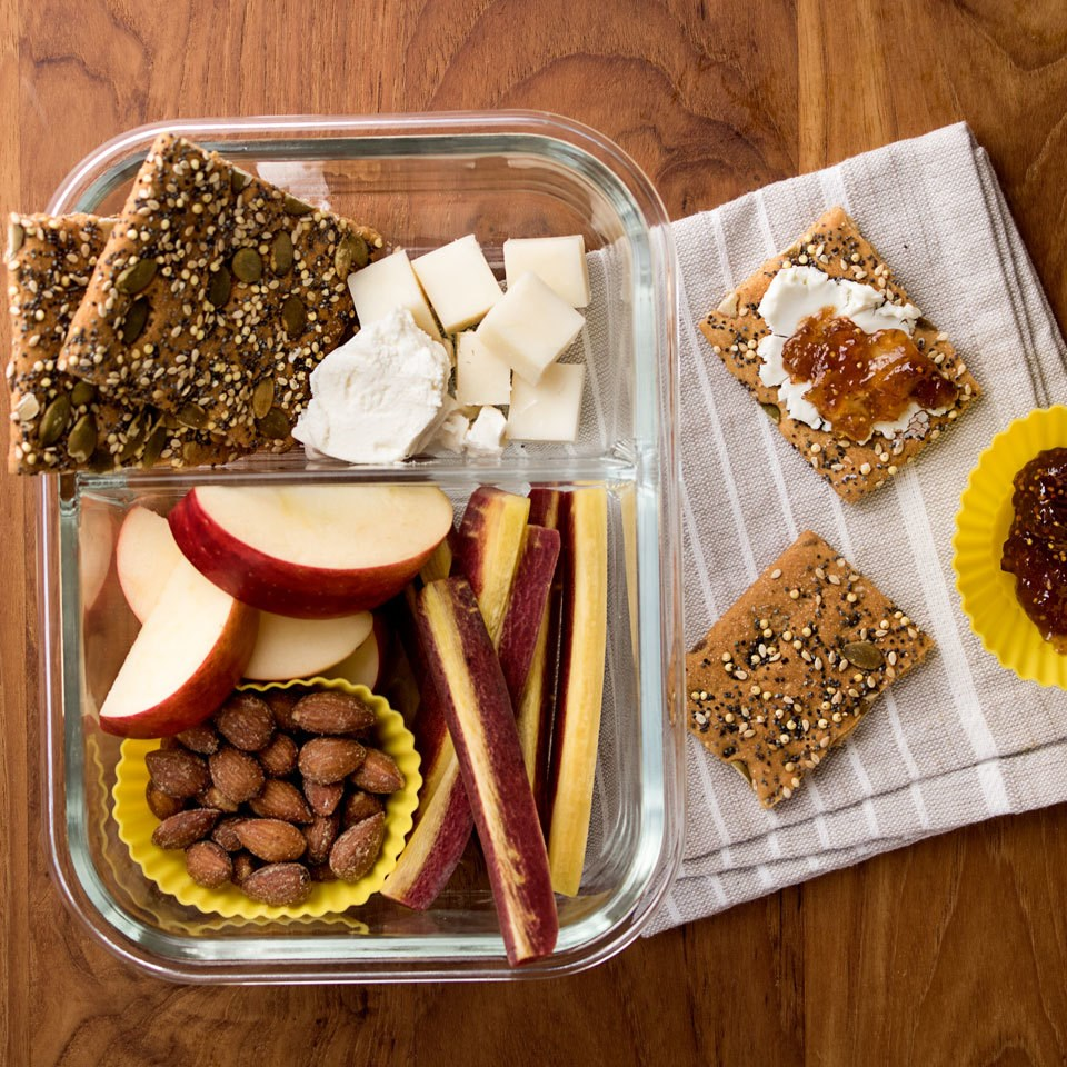 Fruit & Cheese Bistro Lunch Box