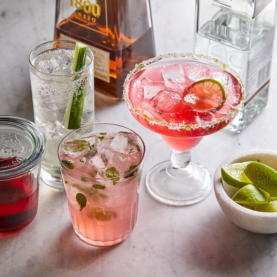 Infuse Your Summer Cocktails with Garden-Fresh Flavors