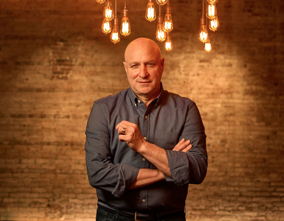 Celebrity Chef Tom Colicchio Is on a Mission to End Hunger for Veterans