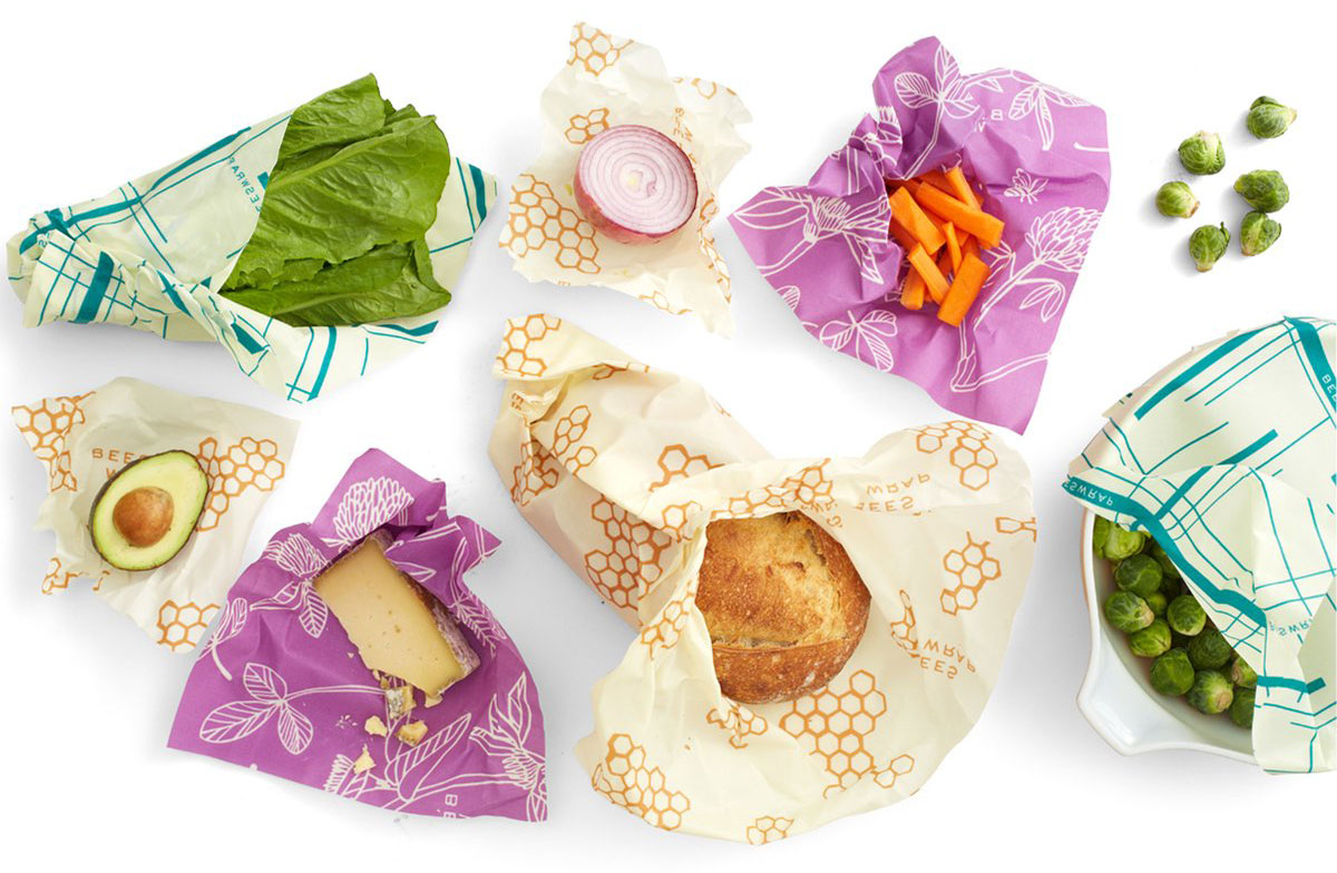 bee's wrap beeswax food wraps