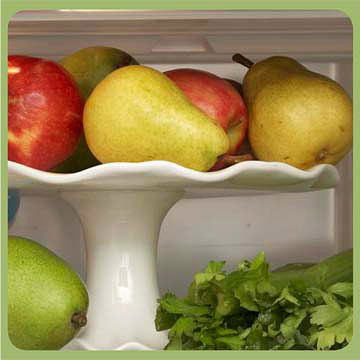Apples, Pears, and Other In-Season Fruits