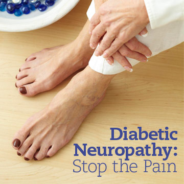 How to Stop the Pain from Diabetes Nerve Damage | EatingWell
