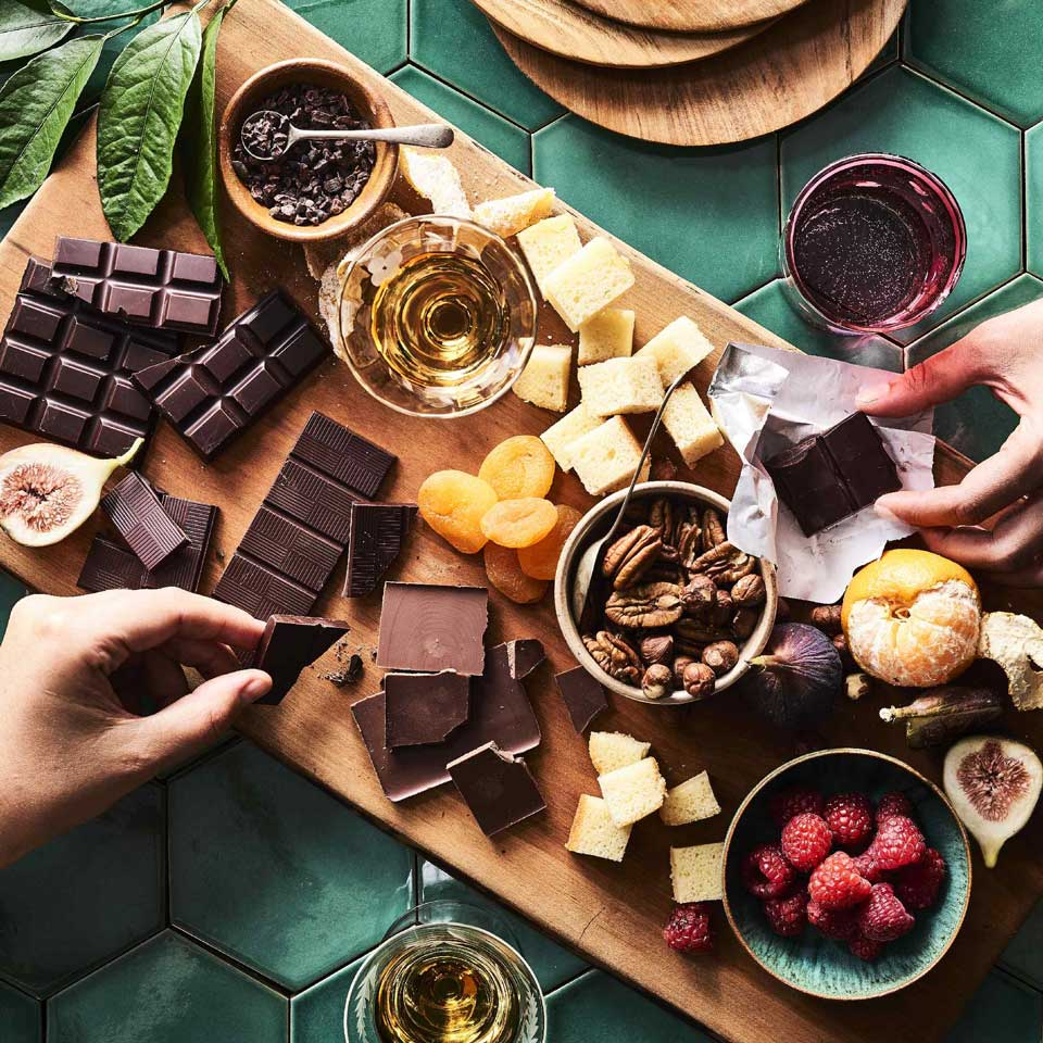 You Need to Make This Luscious Chocolate Dessert Board for Your Next Party