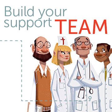 Build a Support Team