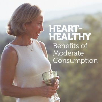 Heart-Healthy Benefits of Alcohol
