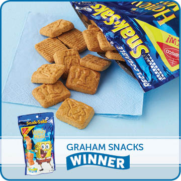 Graham Snack Winner