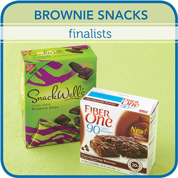 Brownie Snack Finalists