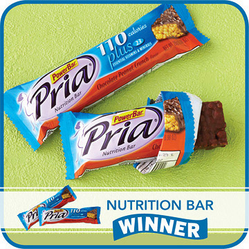 Nutrition Bar Winner
