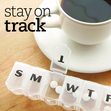 Keep Your Medications Organized