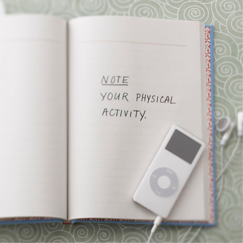 Tip 5: Note Physical Activity