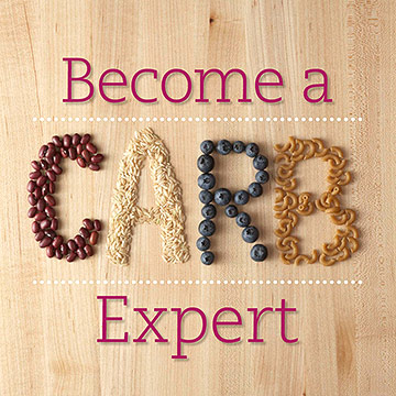 Become a Carb Expert