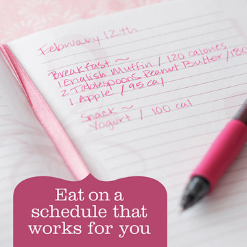 Misleading Advice: Eat every few hours to boost your metabolism and lose weight.