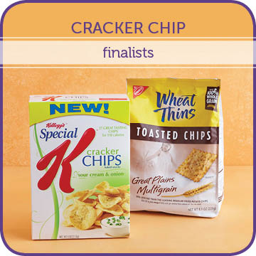 Cracker Chip Finalists