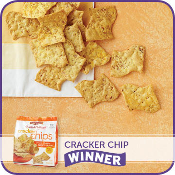 Cracker Chip Winner
