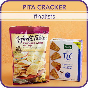 Pita Cracker Finalists