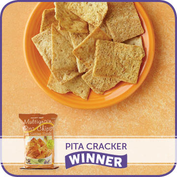Pita Cracker Winner
