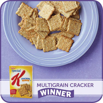 Multigrain Cracker Winner