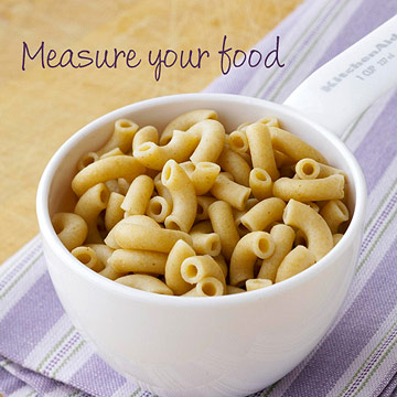 Carbs and Portion Control