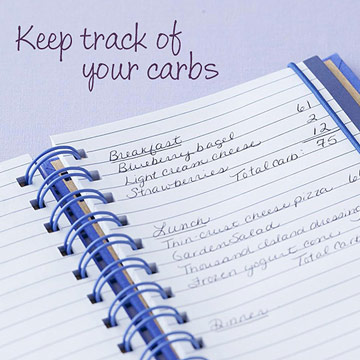 Keep Track of Your Carbs