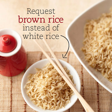Slim Down Rice