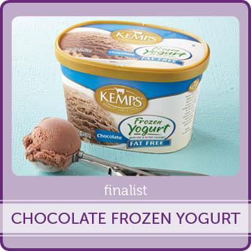 Chocolate Frozen Yogurt Finalist