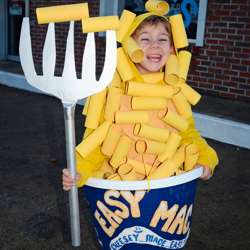 Hilarious Food Costumes to Win Halloween This Year