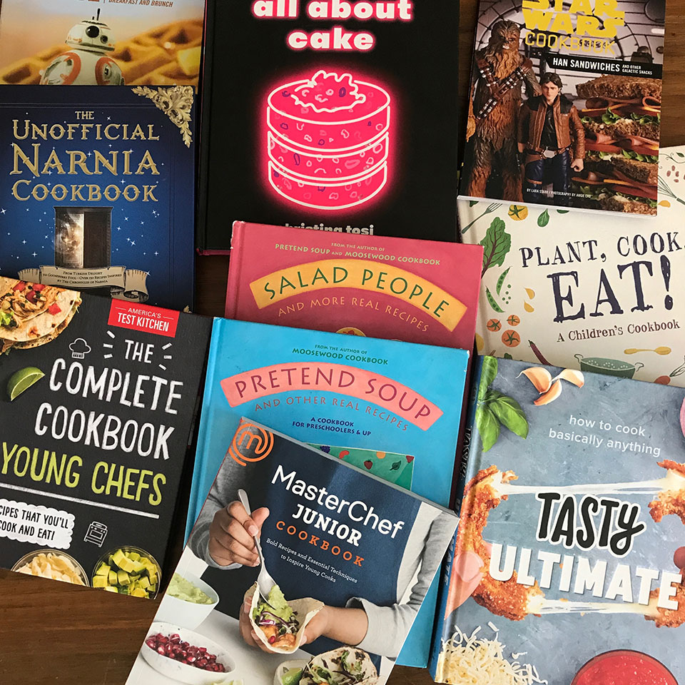 The Best Cookbooks for Kids Who Love to Cook
