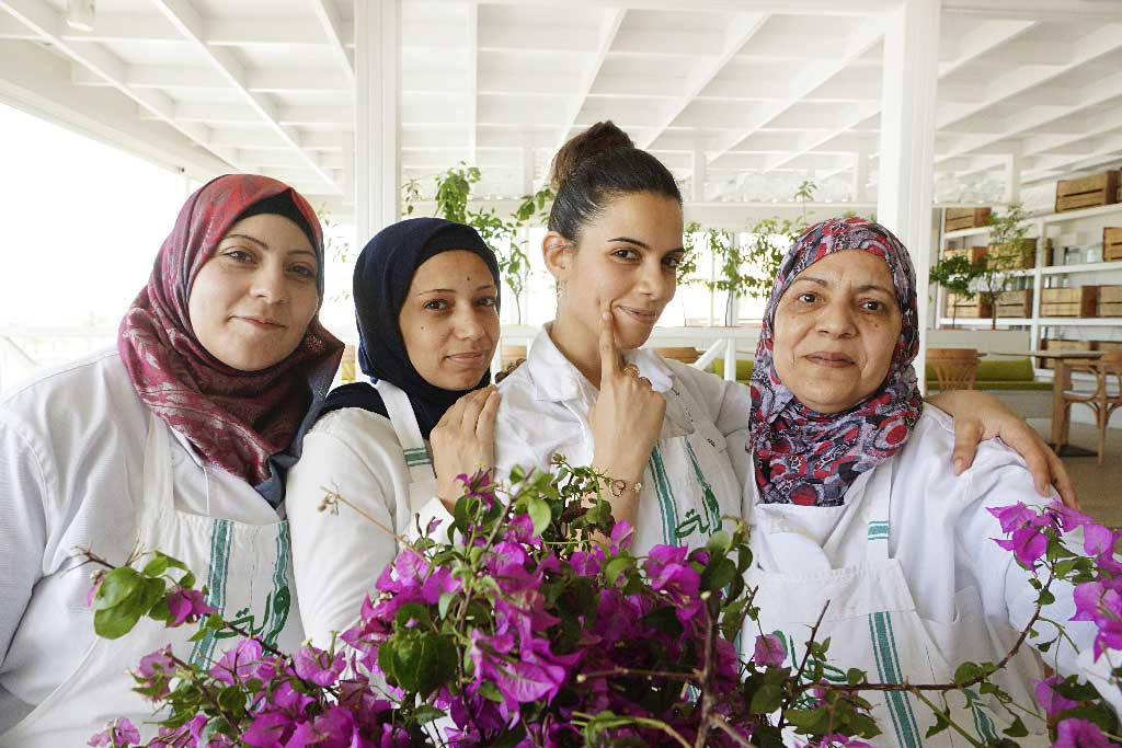Make Food Not War: A Growing Network of Businesses is Empowering Women and Refugees in Lebanon