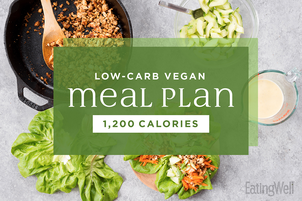 what is a low carb vegetarian diet