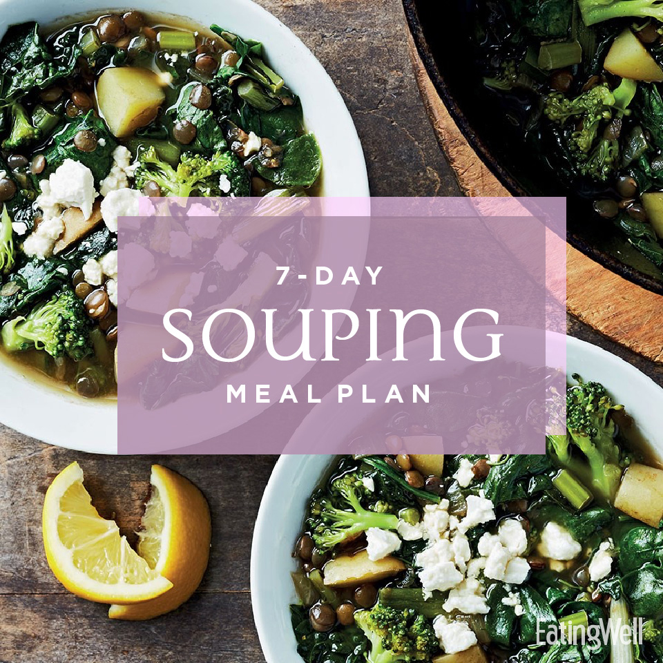 7-Day Souping Meal Plan
