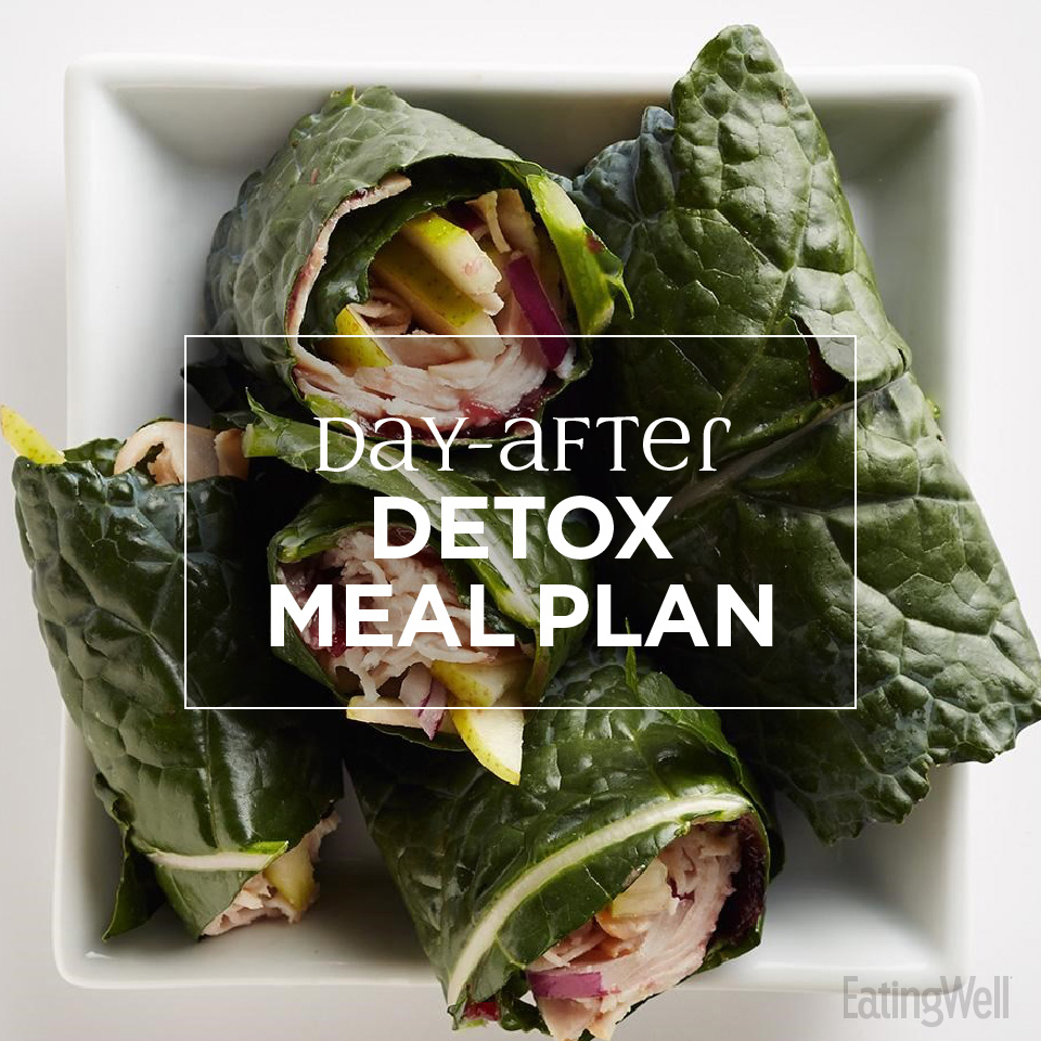 Day-After Detox Meal Plan