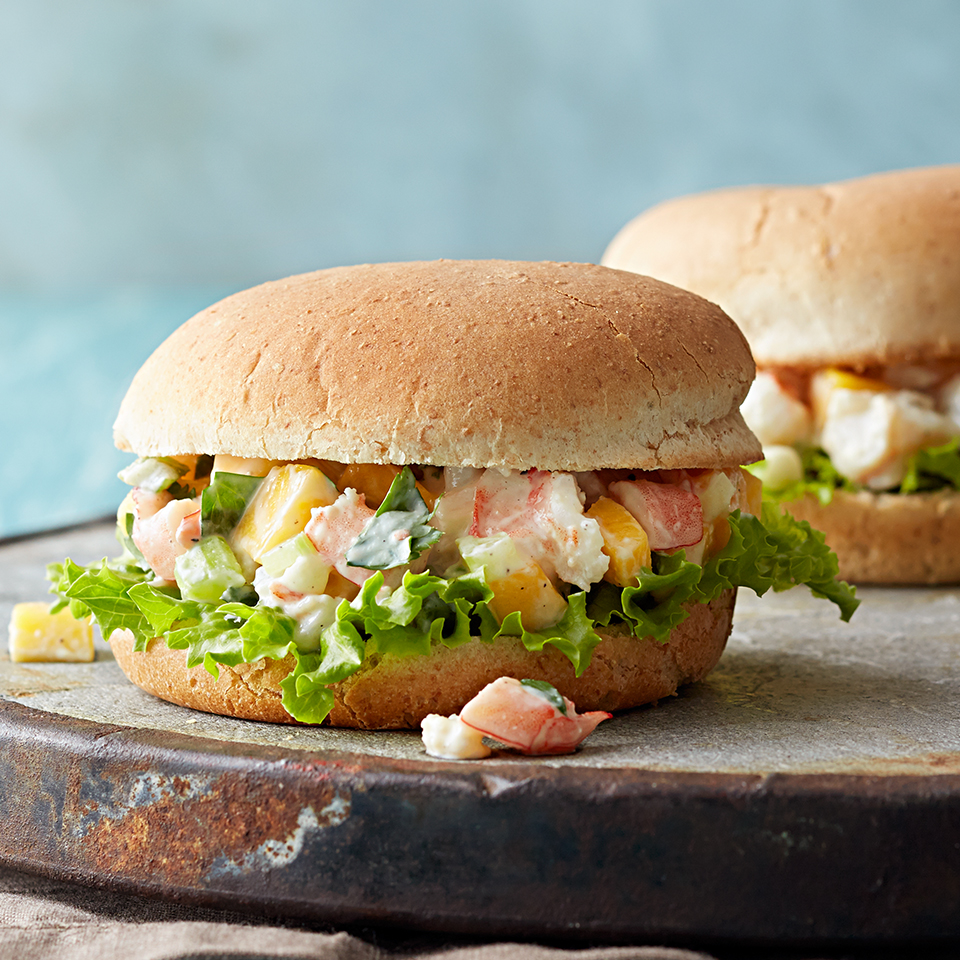 Shrimp Salad Sandwiches Recipe Eatingwell