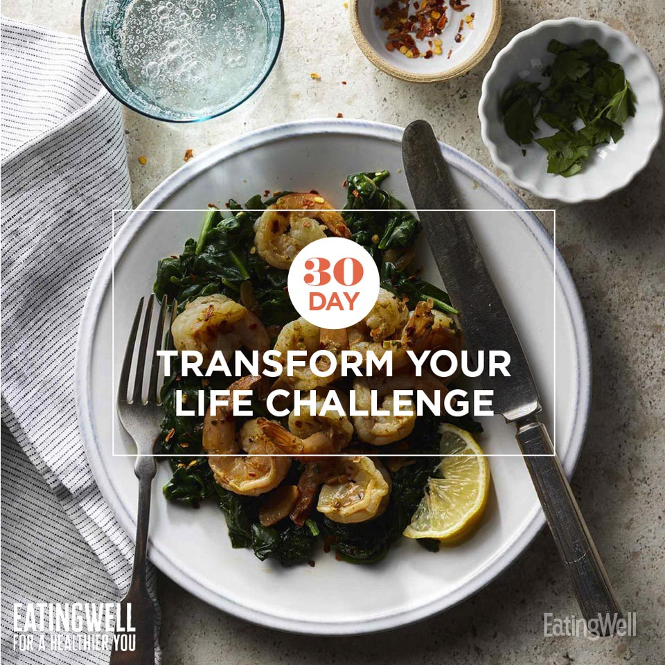 30-Day Transform Your Eating Challenge