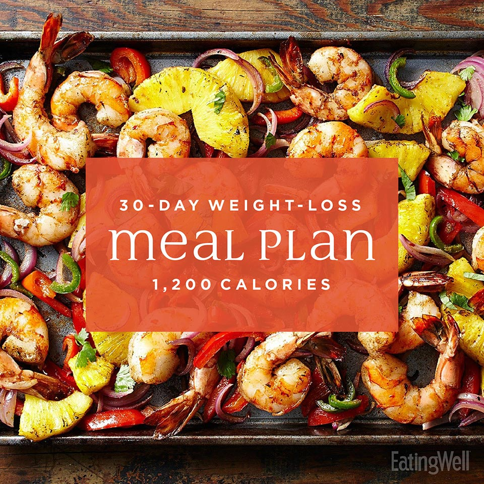 Diet meal plan for weight lose