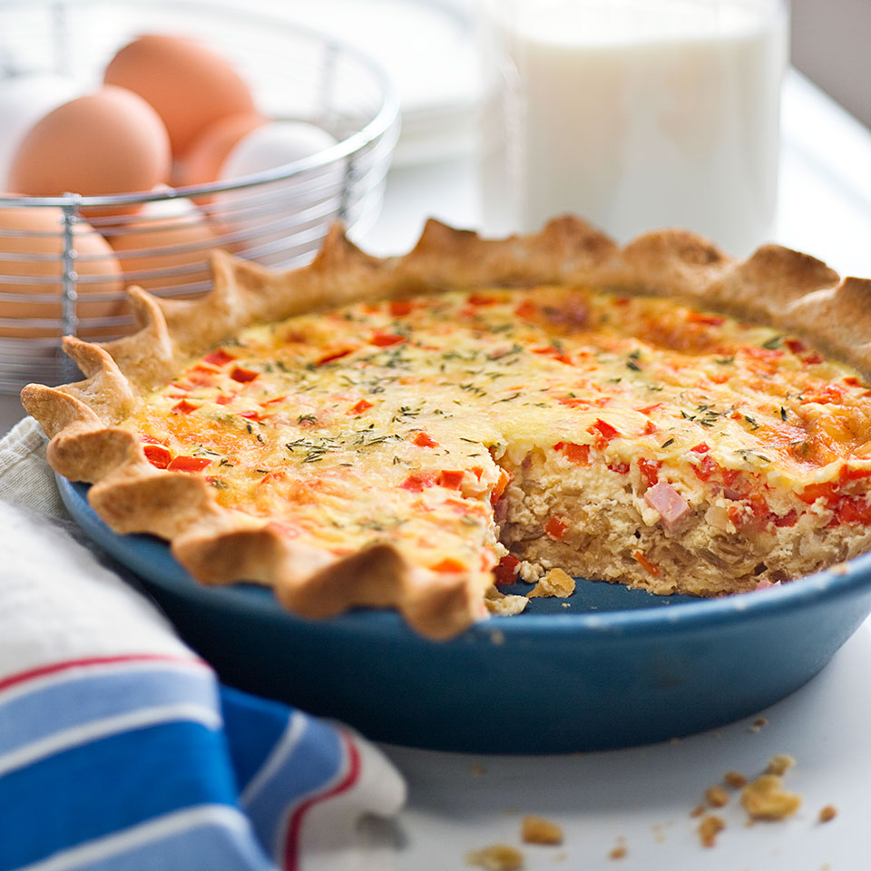How to Make Quiche Healthy
