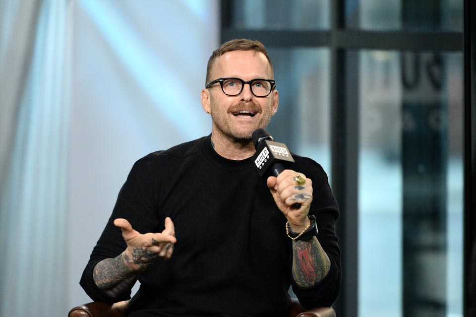 Bob Harper's New Get-Healthy Mantra for 2019