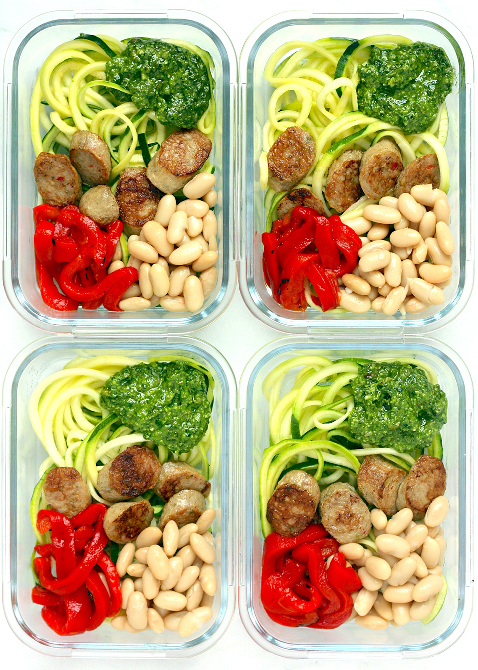 ew ultra easy zoodles