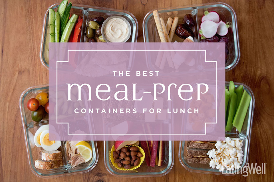 The Best Meal-Prep Containers for Lunch