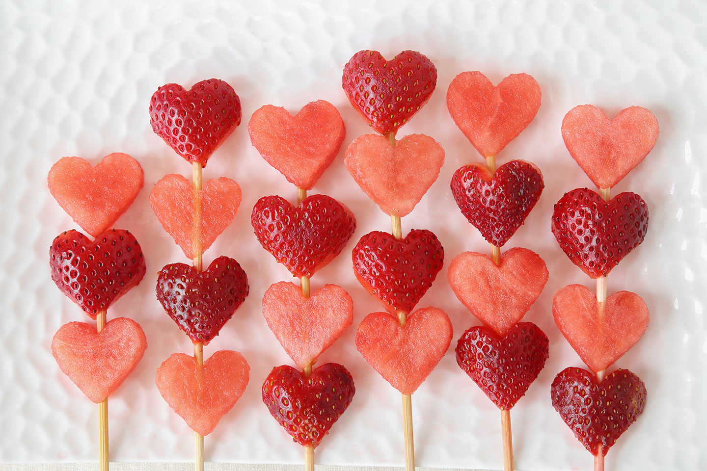 A Valentine's Day Dinner Menu for the Whole Family