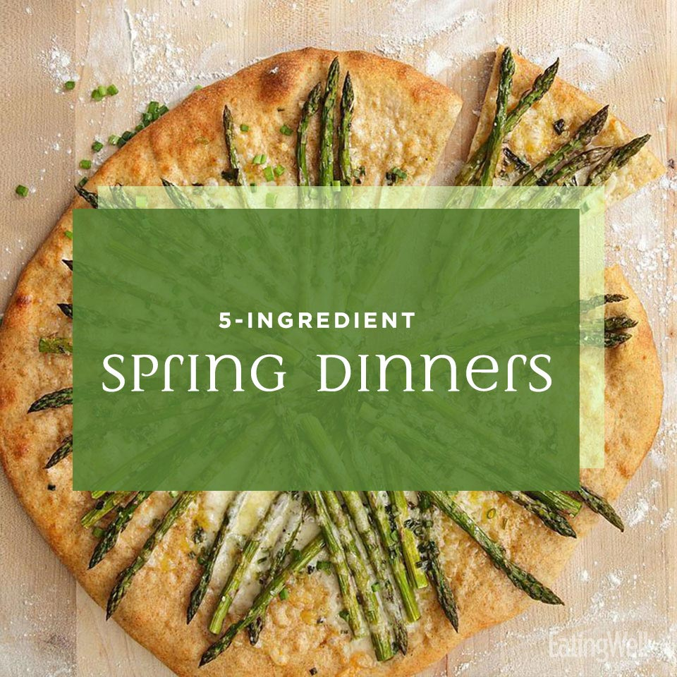 5-Ingredient Spring Dinners
