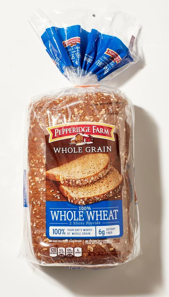 pepperidge farm whole wheat thin sliced