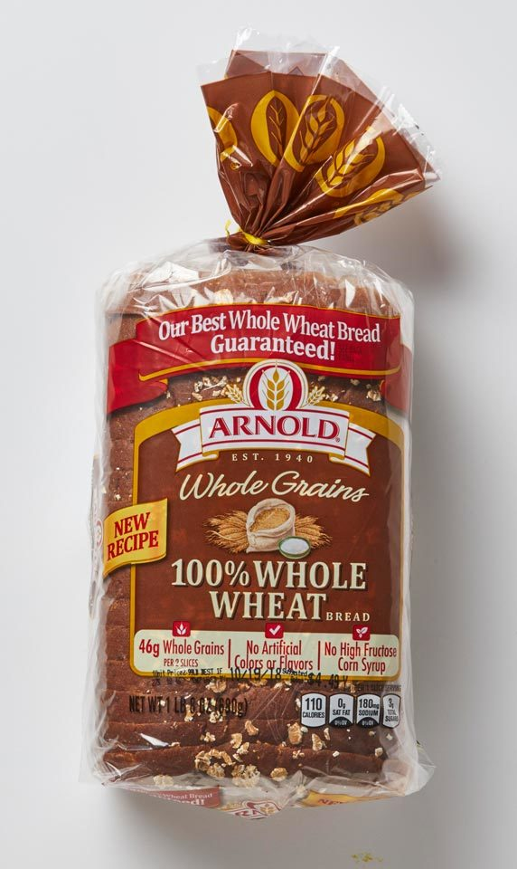 arnold whole wheat bread