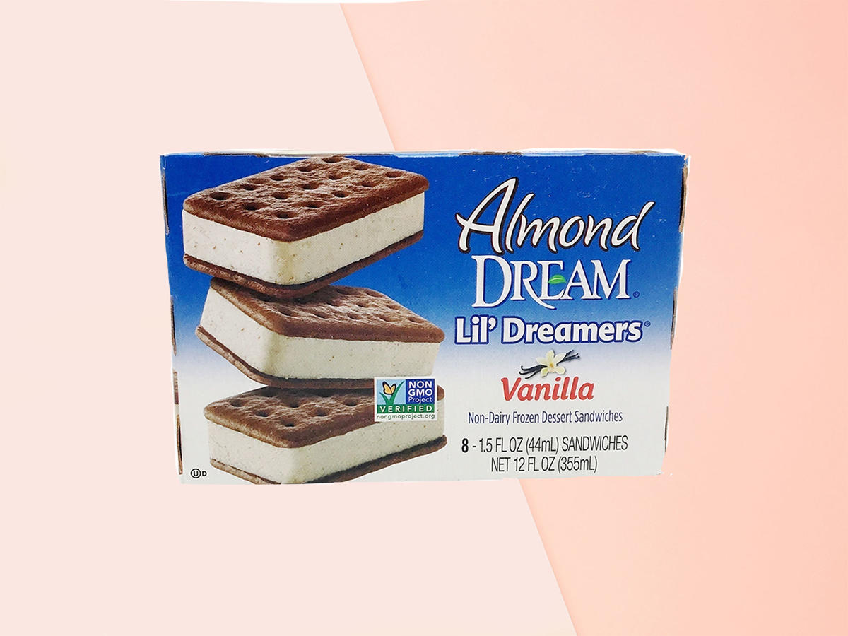 almond dream ice cream bars whole foods