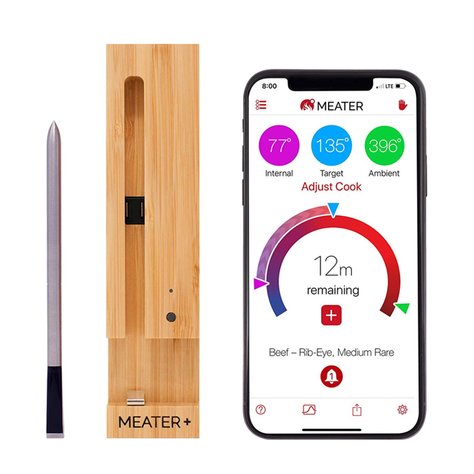 meater wireless smart thermometer