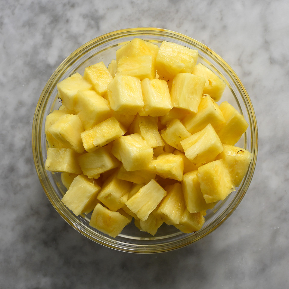 How to Store Cut Pineapple