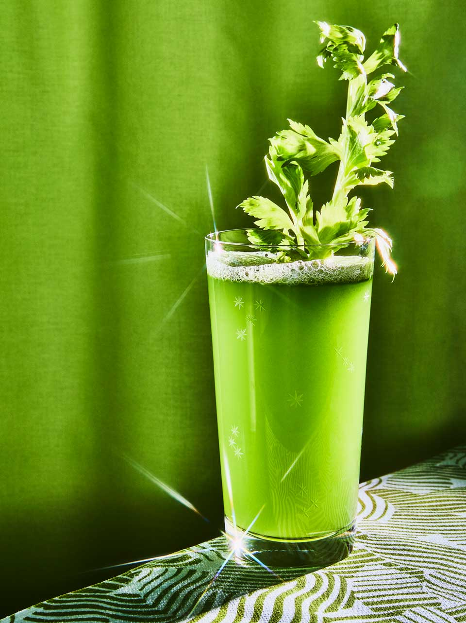 Celery Juice: The Health Benefits, Side Effects and Science