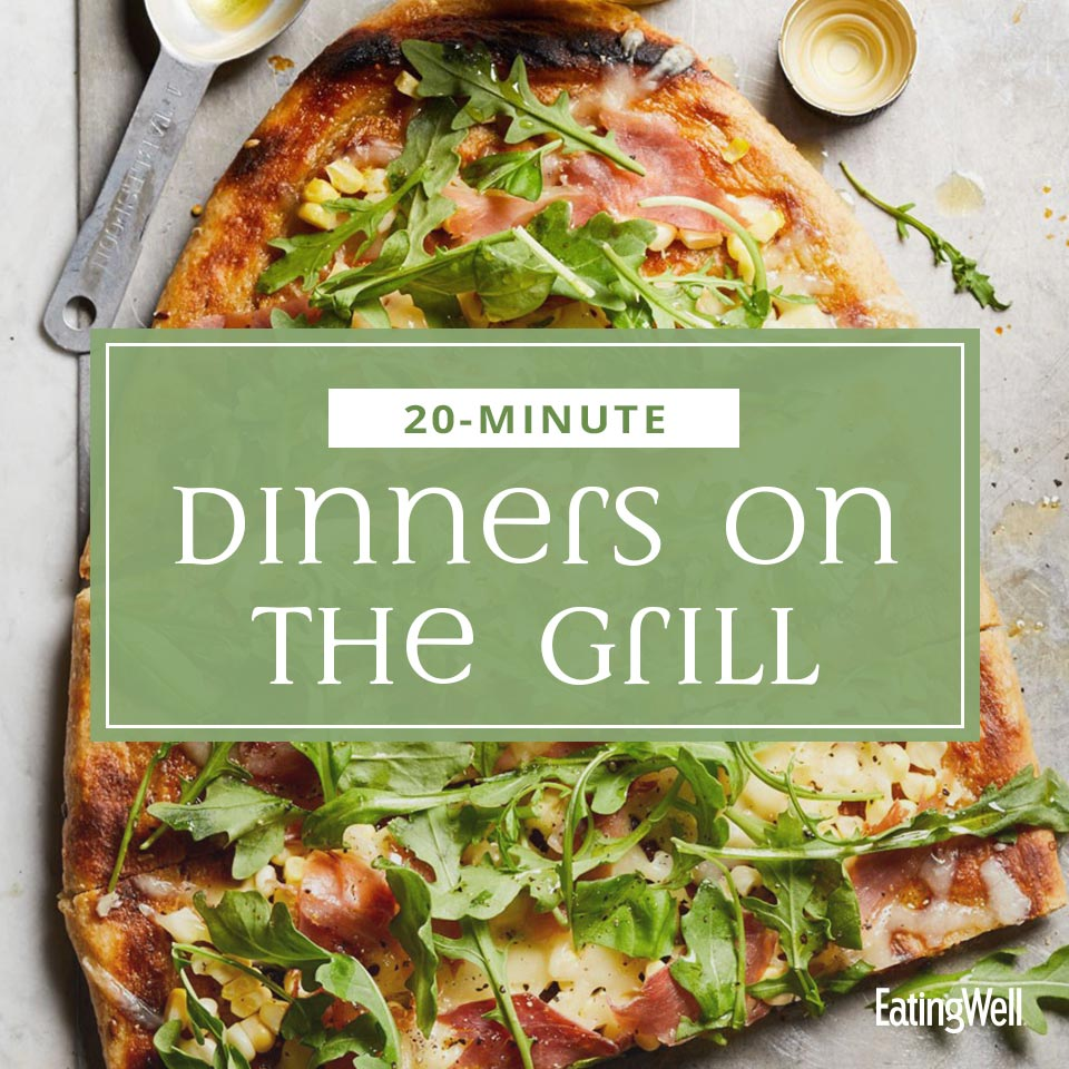 A Week of 20-Minute Dinners on the Grill